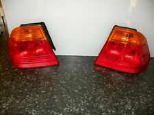 BMW 3 Series Right & Left Tail Lights E46 318i 1998 - 2001 - Genuine bosch