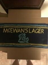 Bar Towel, Beer, McEwan's Lager, Classic Beer known worldwide-Great addition!