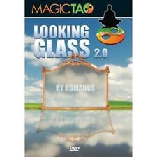 Looking Glass 2.0 (2 Gimmicks included) by Romanos and Magic Tao - Magic Tricks