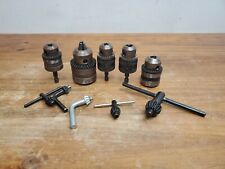 Jacobsrohm Chuck Lot Of 5 Used