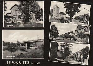 Postkarte - Jessnitz / Anhalt