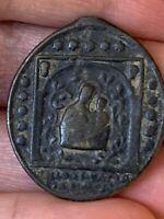 Medaglia Religiosa Antica Madonna Maria - Leggere Descrizione