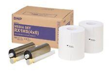 Dnp Kit Carta e Ribon 10x15 per Ds-rx1-ds-rx1 HS