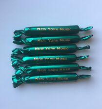 Bond No 9 New York Musk-6 Samples 1.7 ml each. New In Wrapper.