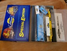 Athearn 2312 HO Special Edition ACF Center Flow Hopper Husky Stack 3 Containers