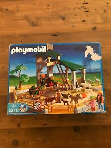 Playmobil 3243 Animal Farm Zoo