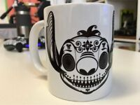 Stitch Day Of The Dead Sugar Skull Mug - Disney's Lilo and Stitch Coffee Cup