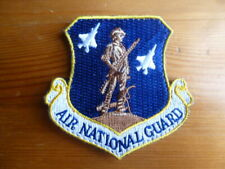 USAF F-22 Raptor Patch Air National Guard ANG