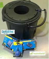 NUTRIFIELD PRO POT R1 28L DWC SYSTEM HYDROPONIC BUBBLE BUCKET DEEP WATER CULTURE