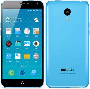 """MeiZu M1 Note MeiLan Note Mobile Phone LTE 4G WIFI 13MP Dual SIM Octa Core 5.5"""""""