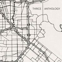 Thrice Anthology (2012) 24-track 2-CD Album digipak Neu/Verpackt