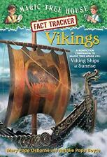 A Stepping Stone Book: Magic Tree House Fact Tracker #33: Vikings : A...