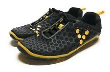 Vivo Barefoot Terra Plana Black Yellow Running Shoes Womens Size US 6 / EU 36