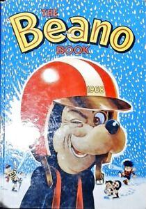 The Beano Book 1968 Annual Vintage Hardback Book British Comic DC Thompson