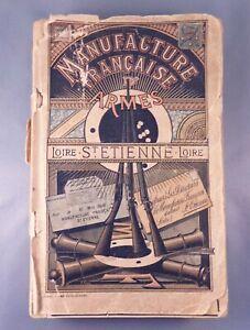 MANUFACTURE FRANCAISE D'ARMES SAINT-ETIENNE / 1895 (MANUFRANCE) RARE