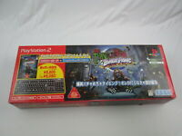 The Typing of the Dead Zombie Panic with USB Keyboard Playstation 2 Japan PS2