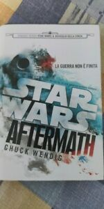 Libro STAR WARS: AFTERMATH - C. Wendig - Introvabile e in italiano