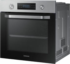SAMSUNG NV66M3571BS Dual Cook Built in 60cm Electric Single Oven Stainless