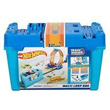 Hot Wheels 900 Flk90 pista constructor multi bucle caja parque infantil