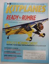 Kitplanes Magazine Kitfox's Modern Classic March 2011 072115R2