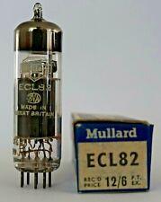 Mullard Kradlepak ECL82 Valve/Tube New Old Stock - 1 Piece A (V12)