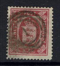 Denmark Sc# O2, Used, Very tiny shallow center thin - Lot 041217
