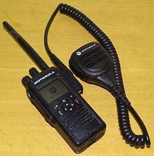 Motorola MTP3100 TETRA HRT Funkgerät !
