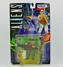 ALIENS Space Marine Bishop Android Action Figure - Kenner 1992