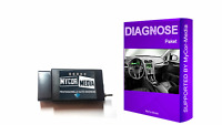 Diagnosegerät für Ford Mazda FORScan Focus Smax Mondeo Kuga CMax Mondeo Wi-Fi