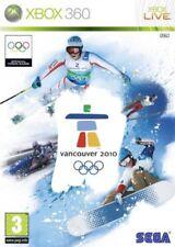 ️ Sega Vancouver 2010 Xbox 360 Videogioco
