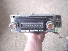 1969 69 Cadillac De Ville Fleetwood am/fm radio