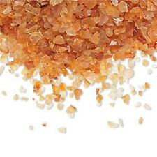 Carnelian Gemstone Un-Drilled Embellishment Inlay Mini-Chips 50 grams