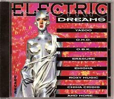 YAZOO ENIGMA OMD OBK XTC A FLOCK OF SEAGULLS SPANISH CD
