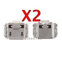 Samsung Galaxy SCH-i400 R760 i927 GT-I9020 Micro USB Charger Charging Port Dock
