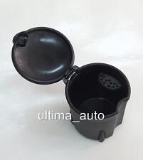 PORTABLE ASHTRAY ASH TRAY CIGARETTE COIN LITTER HOLDER TO FIT IN CUP HOLDER