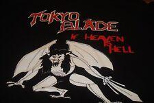 "Tokyo Blade - If Heaven Is Hell ""New 3XL T-Shirt"""