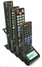 Iron Metal Remote Control Organiser Holder Stand 4 Slots Stable & Solid Built