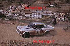 Ove Andersson TOYOTA CELICA 2000 GT Rally Portogallo fotografia 1978 1