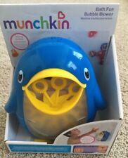 Munchkins Bath Fun Bubble Blower Brand New - Free Shipping