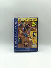 ** Mega SWIV ** for Sega Mega Drive