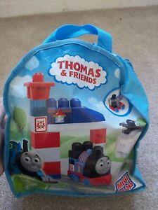 Thomas & Friends Mega Block & Bag