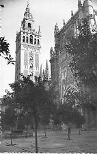 BR28936 Sevilla patio de los Naranjos y la Giralda spain