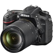 Nikon D7200 DX 24.2MP DSLR Camera + 18-140mm NIKKOR f/3.5-5.6G ED VR Lens