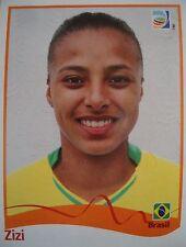Panini 261 Zizi Brasilien FIFA Women's WM 2011 Germany