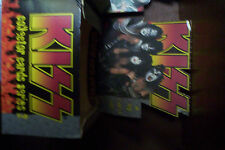KISS cards set 1998 collector includes box wrapper rock band 2 missing some