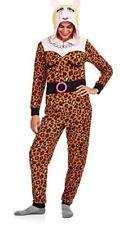 Disney Miss Piggy The Muppets Womens  Costume Union Suit Pajama Xlarge 16/18 XL