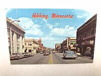 Hibbing Minnesota~Howard Street~Montgomery Wards~State Theatre~Woolworth~1950s
