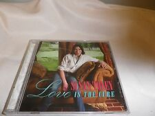Love is the Cure by Susan Toney (CD) NEW SEALED, HAS A CRACK ON FRONT CASE HH