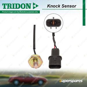 Tridon Knock Sensor for Mitsubishi Grandis BA Lancer CH Outlander ZF 2.4L