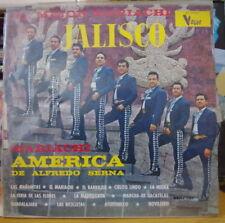MARIACHI AMERICA DE ALFREDO SERNA EL MEJOR DE JALISCO FRENCH LP VOGUE 1973